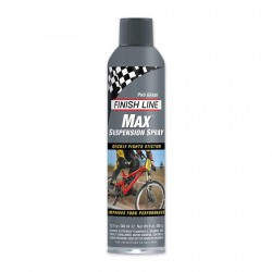 sprej - na vidlice a tlumiče - Max Suspension Spray 350ml