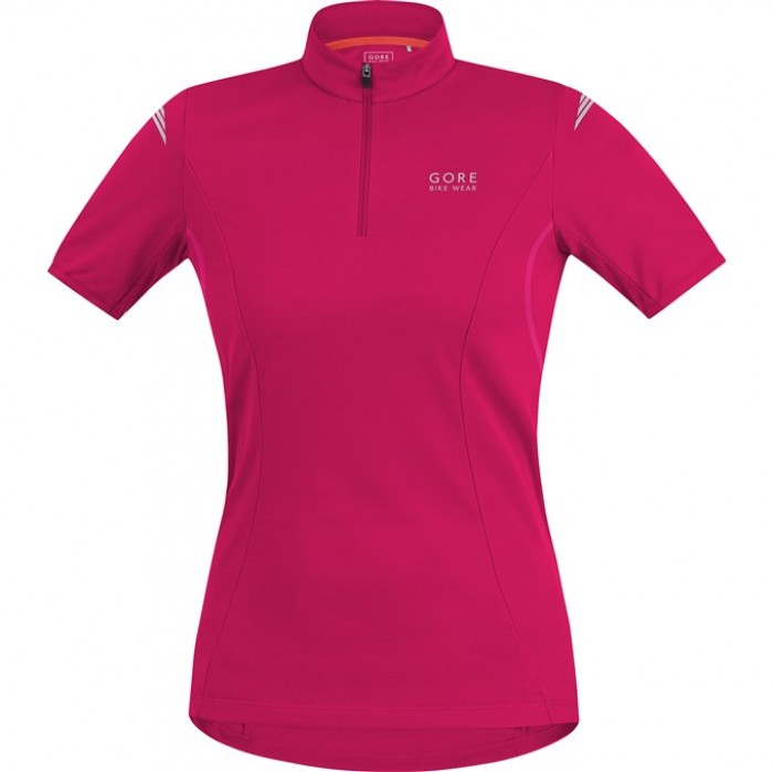 Element Lady Jersey-jazzy pink/magenta