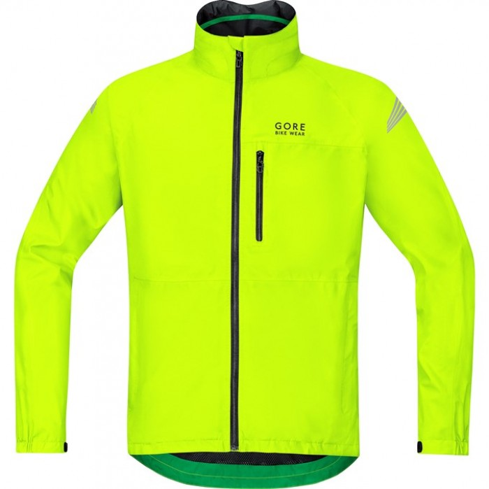 Element GT Jacket-neon yellow