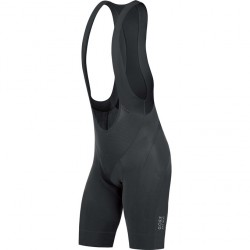 Power Bibtights short+-black